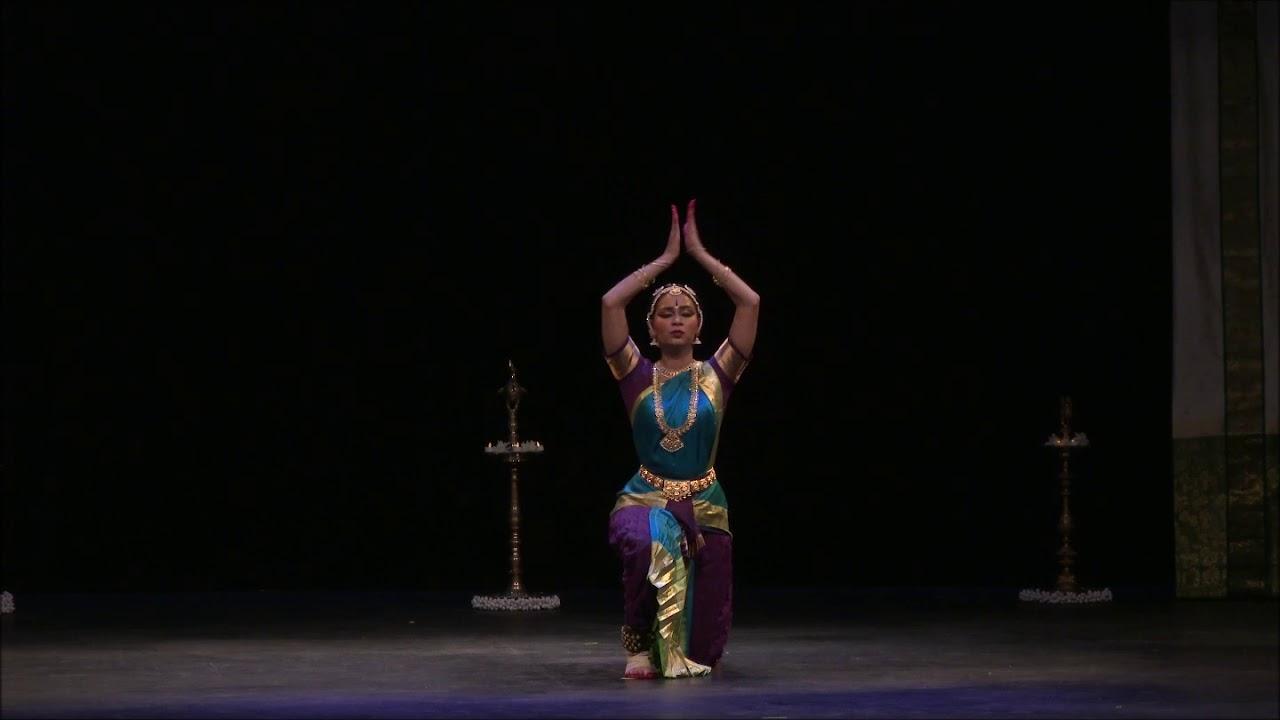 Indendu Padam - Ishika Muchhal's Bharatanatyam Arangetram 2018