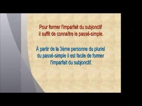 Imparfait du subjonctif en espagnol - YouTube