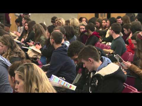 Trinity College Dublin's Open Day