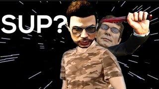 ТОП 10 худших типов игроков GTA Online