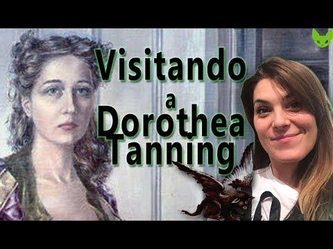 DOROTHEA TANNING | PINTORA cap.8 | LA GATA VERDE