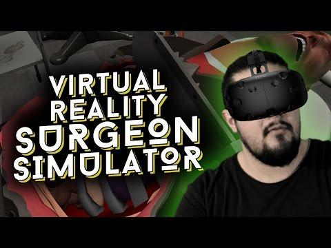 Surgeon Simulator VR // Yiğitcan Benimle + Medic ile Heavy Ameliyatı  - Virtual Reality Keşifleri
