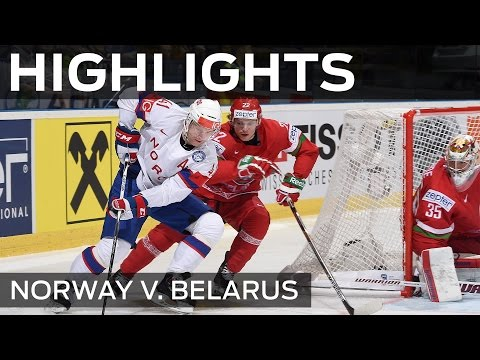 Belarus power past on Norway | #IIHFWorlds 2015