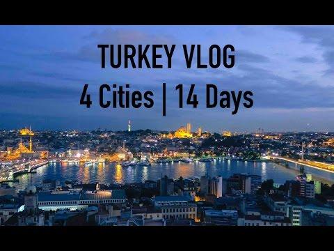 Turkey: 4 Cities in 14 Days / sillyfacealice