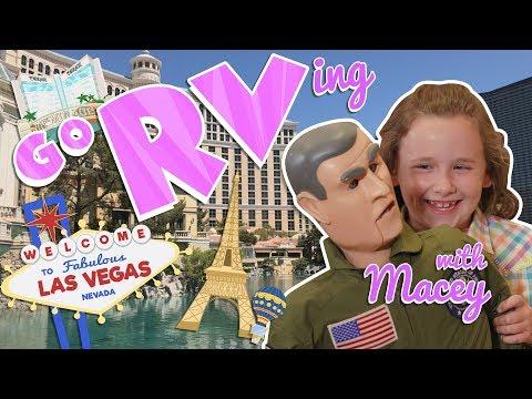 Go RVing with Macey: Las Vegas