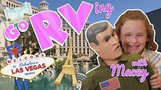 Gambar cover Go RVing with Macey: Las Vegas