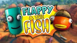 Flappy and the Fish Cartoon! | Fortnite