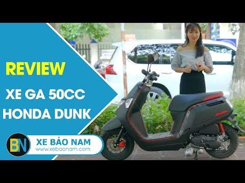 Xe Ga 50cc Honda Dunk |Giá 70.000.000đ  ► Cá Tính độc Nhất Trong Dòng Xe Ga 50cc(HD)