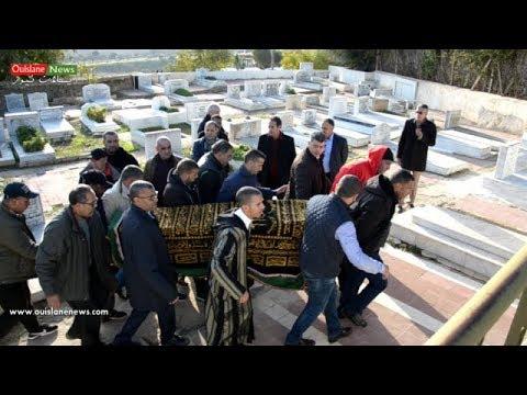 جنازة مهيبة.هكذا ودعت العائلة  الطاهري محمد الطاهري بحضور شخصيات بارزة وسياسيون(ويسلان نيوز)