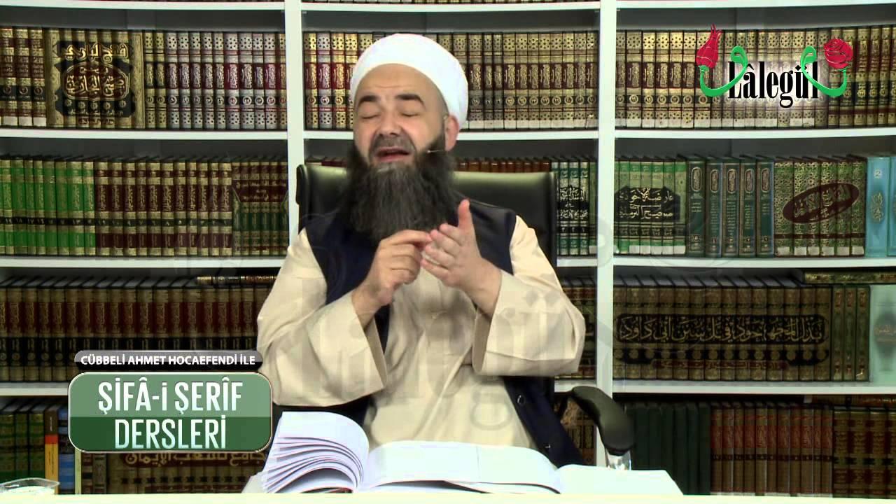 Şifâ-i Şerîf Dersleri 1.Bölüm 13 Kasım 2015 Lâlegül TV