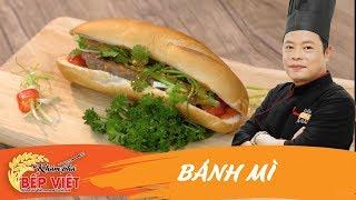 Cách làm Bánh Mì của Chef Jack Lee Đầu bếp nổi tiếng thế giới - How to make banh mi