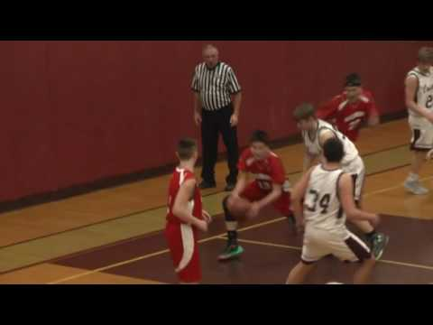 NCCS - Willsboro JV Boys  1-9-17