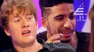 Hilarious Beef Erupts Between James Acaster & Magician Troy? | Virtually Famous