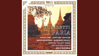 Play Donizetti Il Paria, Act 1 Lontano, io più l'amai (Idamore)