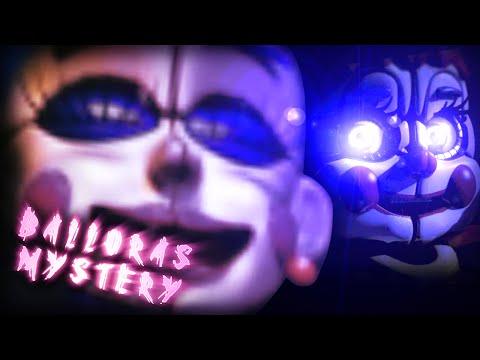 The Mystery Of Ballora's Voice.. || Five Night's At Freddy's: Sister Location