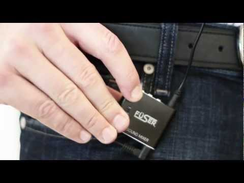 Found: Fuser Mixes Ambient Sounds with Your Music for Safer Headphone Use