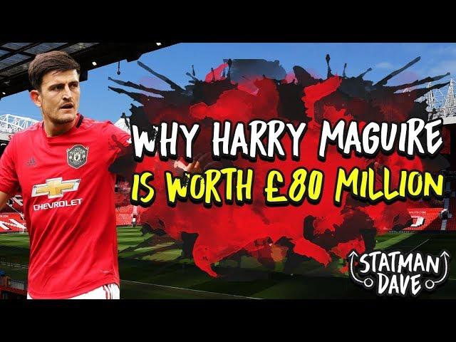 Harry Maguire IS Worth £80 Million…