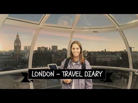 London 2017 - Travel Diary