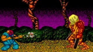 Splatterhouse (TurboGrafx-16) Playthrough - NintendoComplete