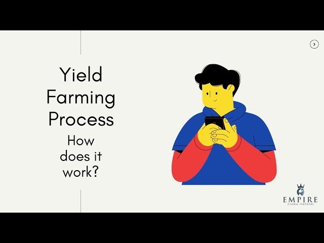 Webinar: A Yield Farm