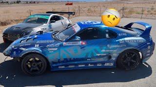 Crashing and Sending it with Rad Dan!