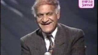 [Mazahiya shayari] Anwar Masood - Mizahiya Qitaat