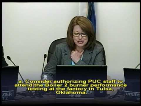 June 28, 2016 Public Utilities Commission