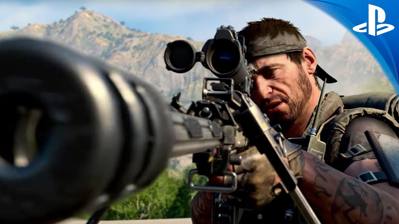 CALL OF DUTY BLACK OPS 4 - BLACKOUT Tráiler #PS4