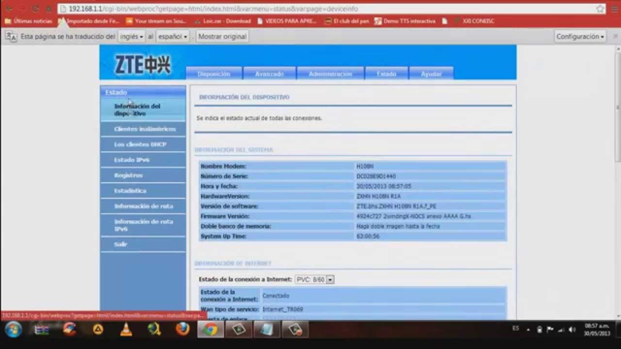 buy from como abrir puertos del router zte zxhn h108n set down for