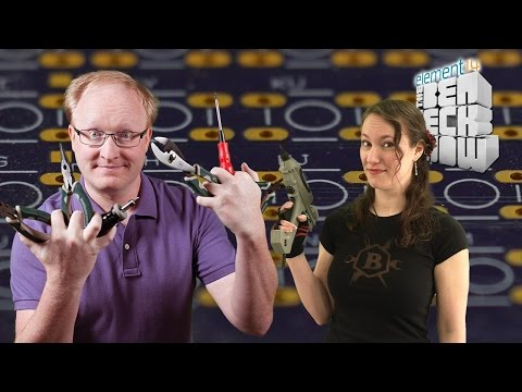Ben Heck's Design Workflow Episode