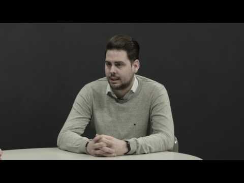 Entrevista a Héctor Gómez. Presentador: Jorge Zarco