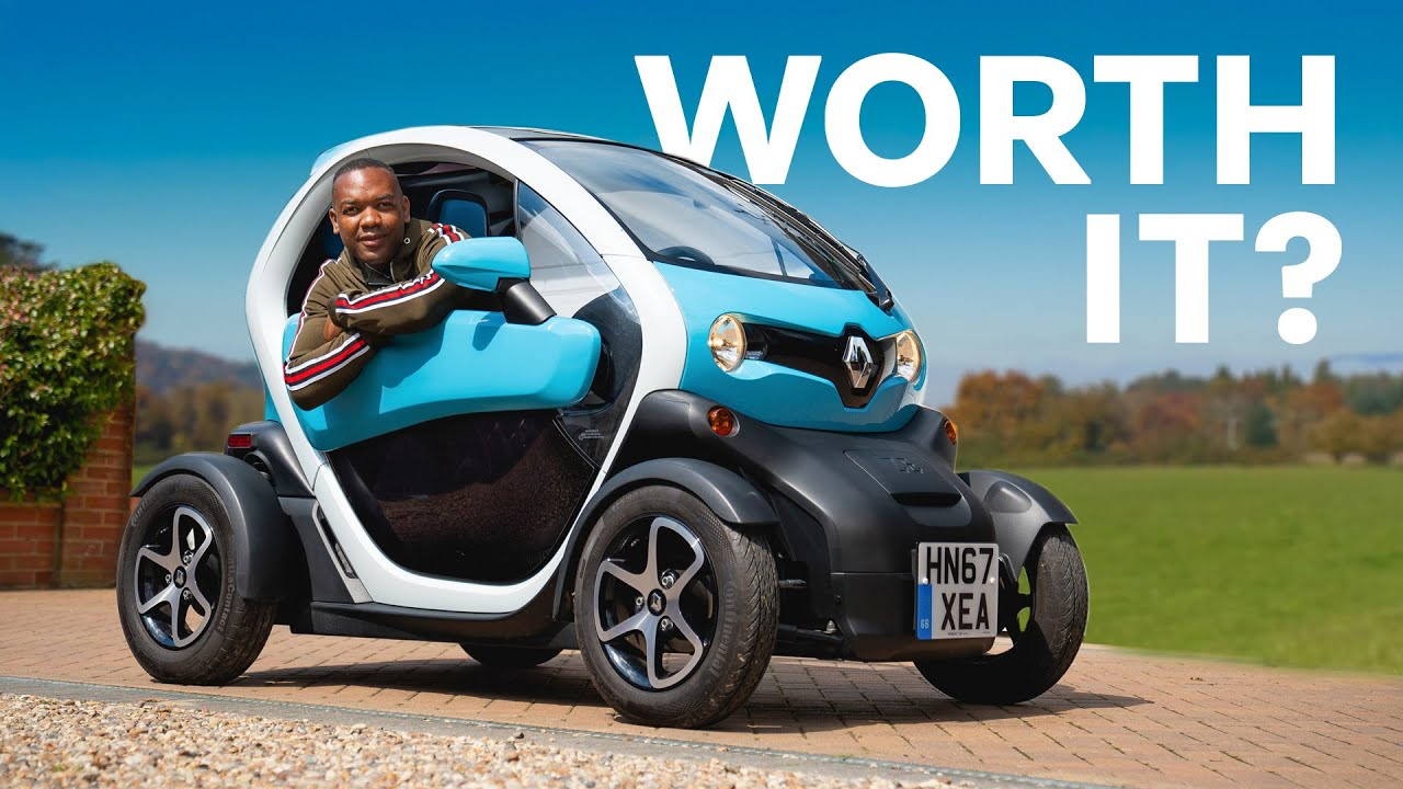 Download Renault Twizy: Is The CHEAPEST EV Still Relevant In 2021? 4K