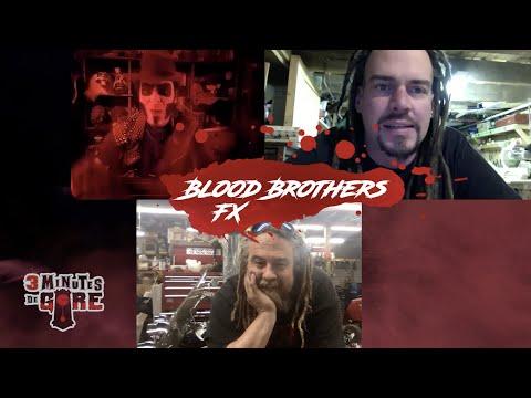 3 minutes de gore   Spécial quarantaine   Blood Brothers FX
