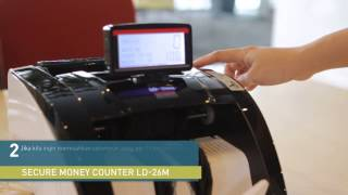 Video Security Product  MONEY COUNTER