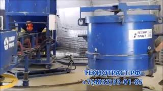 Линия для производства колодезных колец жби(Оборудование для изготовления железобетонных колодезных колец. Максимальная производительность технолог..., 2016-05-27T13:12:06.000Z)