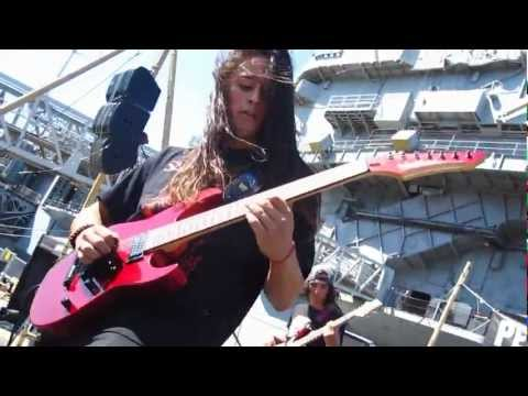 Hemotoxin (live) @ Slaughter by the Water 3 (at the USS Hornet) 8.25.2012 \m/