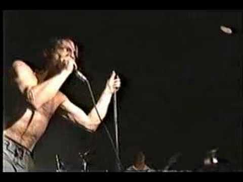 The Jesus Lizard Mouth Breather live 4-29-1991 DC