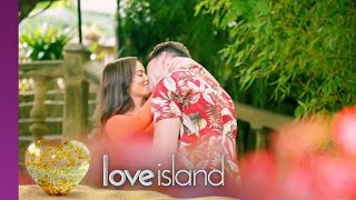 Curtis and Maura's Love Island Story | Love Island 2019