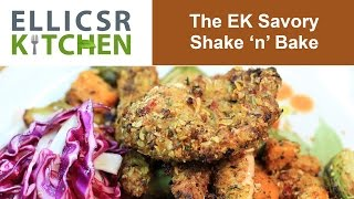 The Ek Savory Shake 'n' Bake