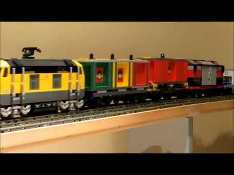 Lego Train Super Freight