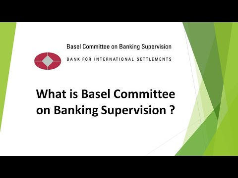 What is BASEL Norms ? BASEL committee on banking supervision | bank for international settlements |