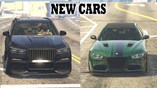 NEW CAR Rebla GTS & Komoda Casino Heist DLC GTA ONLINE