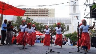 A Mozambican Dance