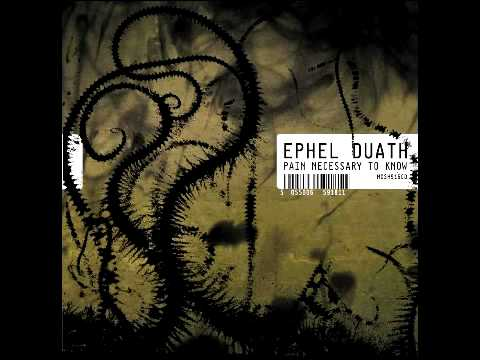 Ephel Duath - Few Stars, No Refrain, and a Cigarette