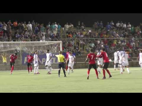 Match Highlights - Trinidad and Tobago vs Nicaragua on December 27th