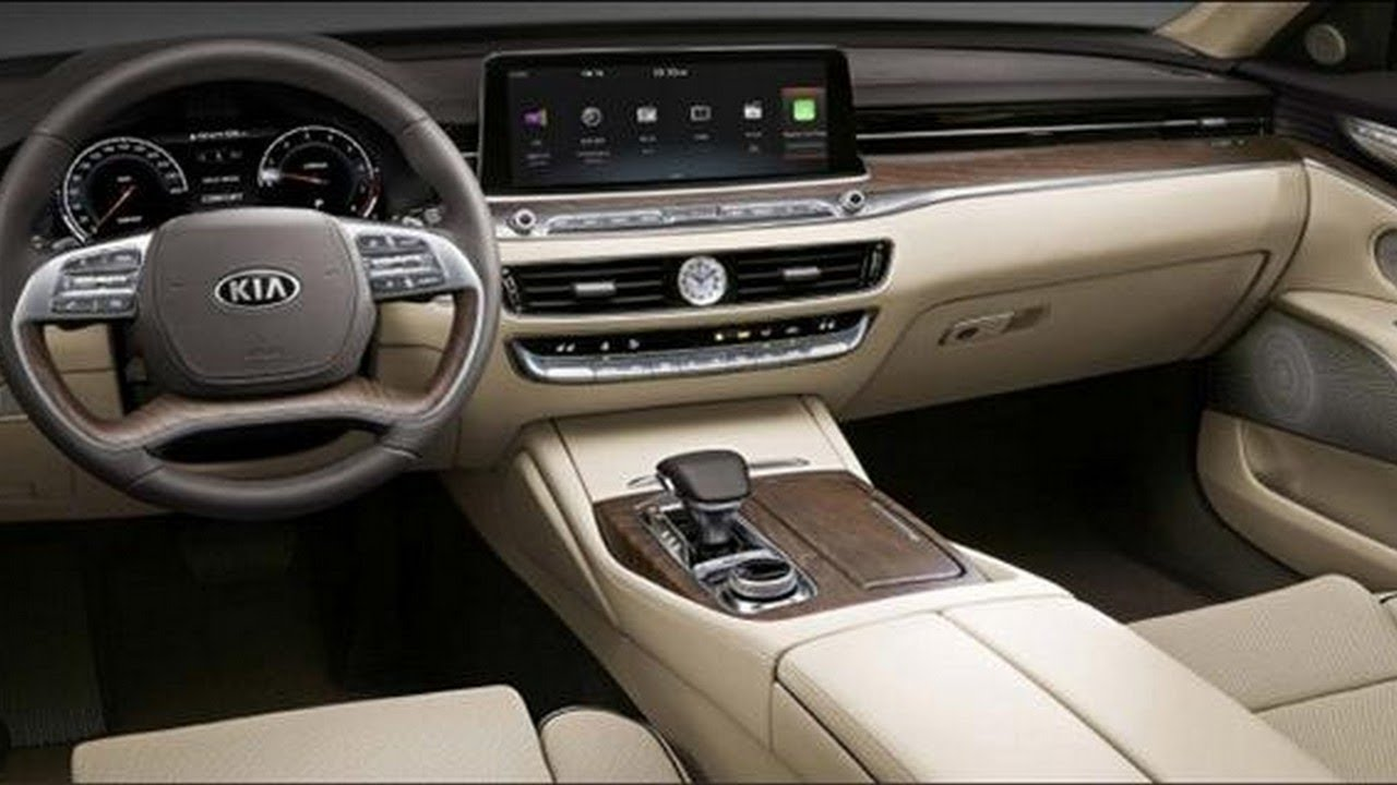 2019 Kia K900 - interior Exterior : It's Back and Better ...