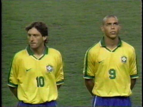 日本vsブラジル 1997.8.13 F・コ...