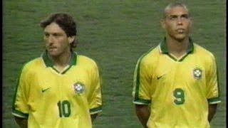 日本vsブラジル 1997.8.13 F・コンセイソンの芸術