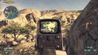 Medal of Honor 2010 Multiplayer Gameplay Helmand Valey