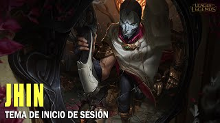 Jhin   Inicio de sesión [League of Legends]